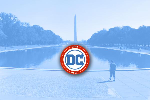Get Ready for DC in D.C.