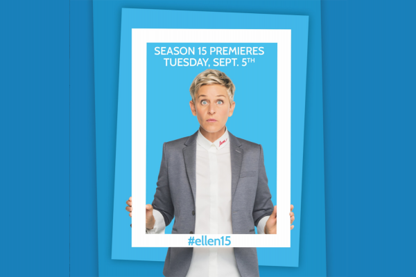 Celebrating Ellen's 15th Season