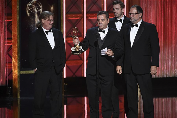 Creative Arts Emmys Honor the Time Warner Family