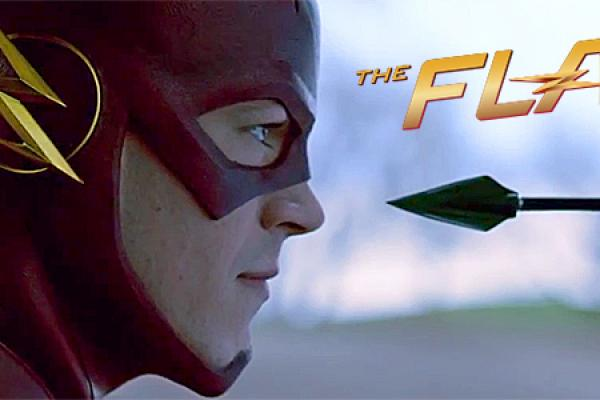Blink and You'll Miss This Flash Teaser