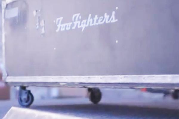 The Foo Fighters Map America with HBO