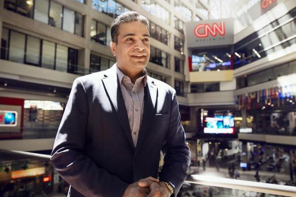 A Dream Realized: From Iraqi Refugee to CNN AP
