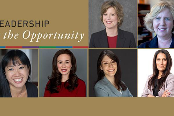 Time Warner Women Leaders Reframe the Opportunity