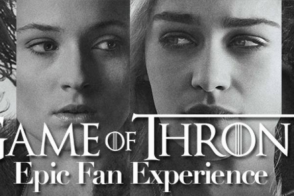 Game of Thrones + Fans + Brooklyn = Epic