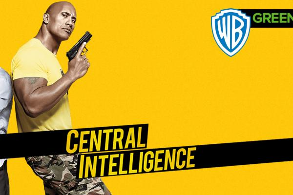 Guest Blog: Sustainability On Set - Central Intelligence