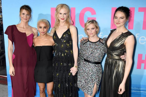 Big Little Lies Premiere