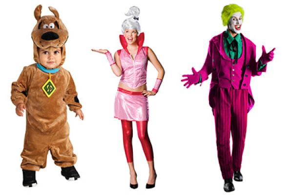 Warner Bros. is Suiting You Up for Halloween