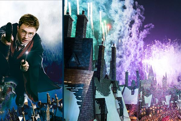 Wizarding World Opens in Japan