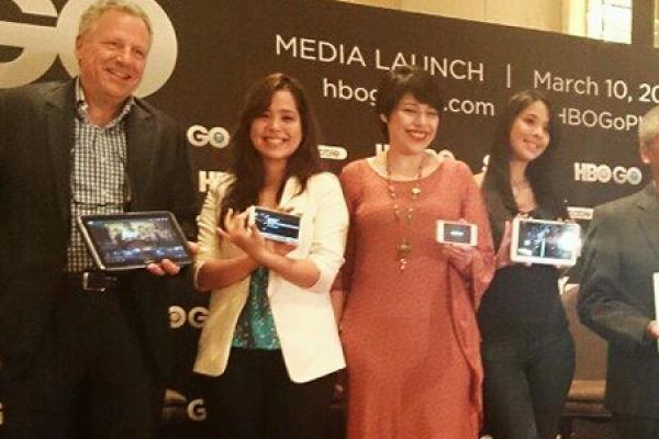 HBO GO Comes to Philippines