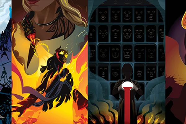 Game of Thrones Gets Illustrated