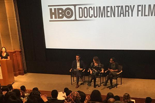 CSR Takes Center Stage at HBO