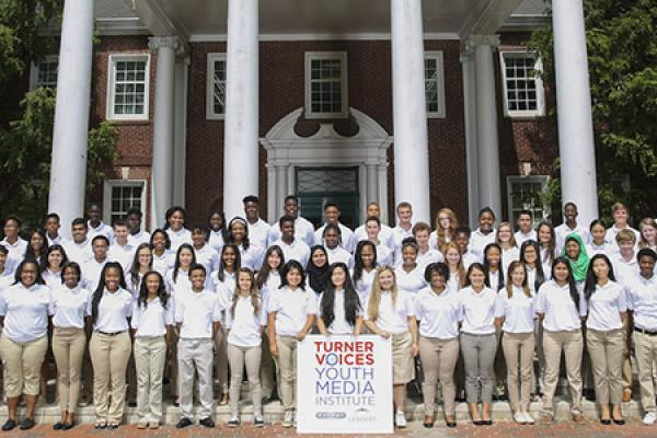 Expanding Horizons with Turner Voices Youth Media Institute