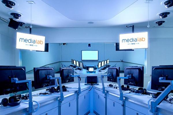 Academia Goes Inside the Time Warner Medialab