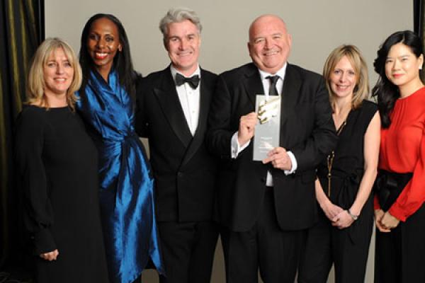 CNN International Scoops News Channel of the Year at RTS Awards