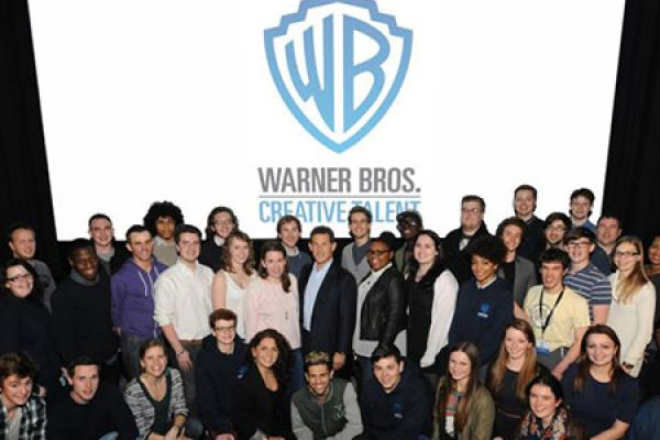 Welcome to the Inaugural WB Creative Talent Class