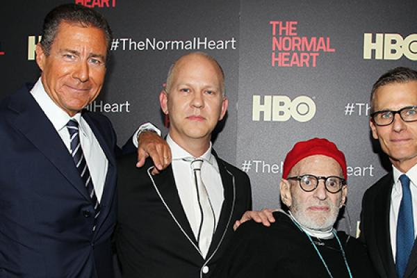 Stars Shine at The Normal Heart Premiere