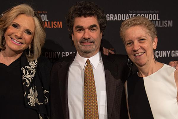 Sheila Nevins Honored by CUNY