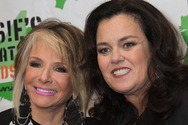Rosie O'Donnell Charity Honors Sheila Nevins