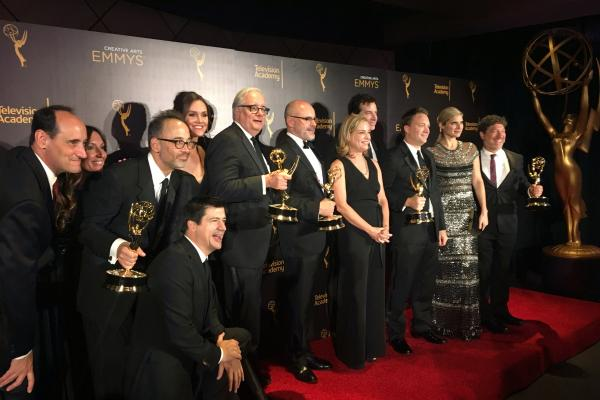 Celebrating Creative Arts Emmys