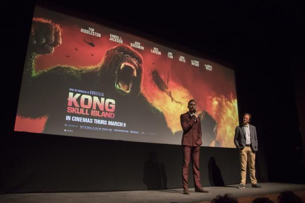 Kong Goes to Drama School