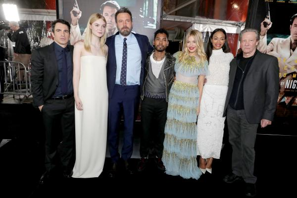 Live By Night World Premiere