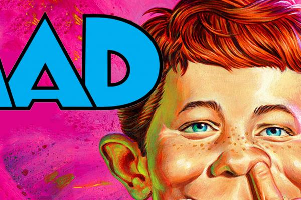 MAD Is Back: All-New, Somewhat-Familiar