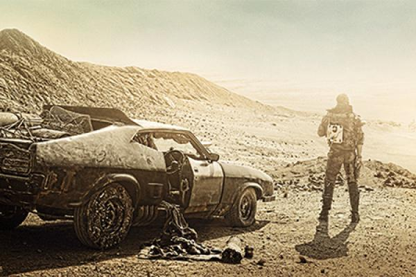 First Look: Mad Max