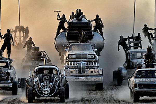Mad Max Named Best Film of 2015