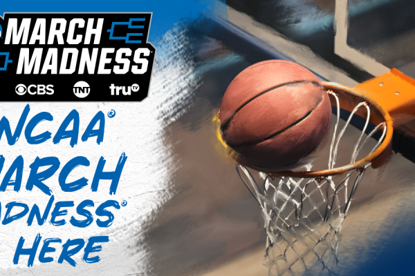 March Madness is Here, and WarnerMedia Has You Covered