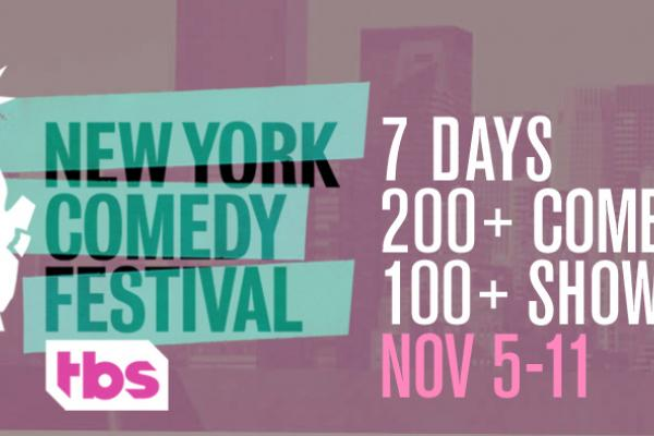 NY Comedy Fest Returns November 5