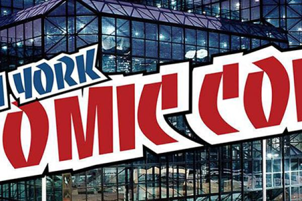 Epically Awesome at New York Comic Con