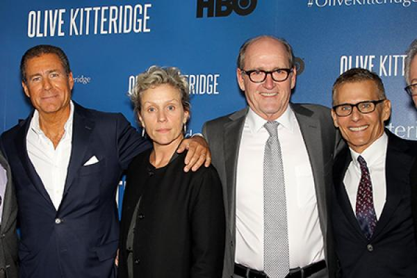 Olive Kitteridge Comes to Life in New Miniseries