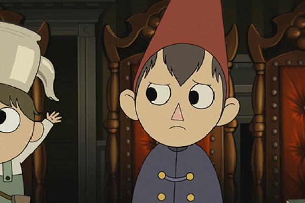 Over The Garden Wall with Patrick McHale