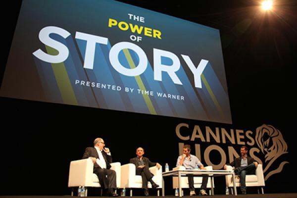 The Power of Story at Cannes Lions