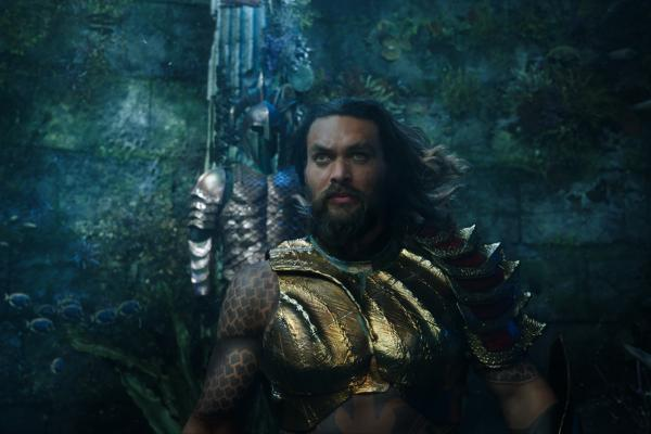 'Aquaman' Makes Waves by Crossing $1 Billion Worldwide
