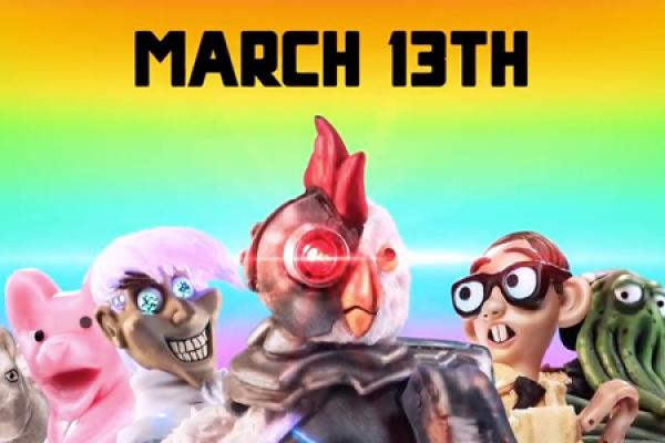 Batten Down: It's the Robot Chicken Midseason Premiere