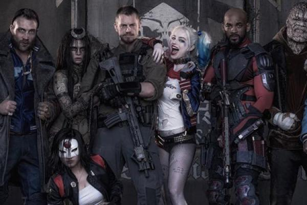 Suicide Squad Costumes Revealed