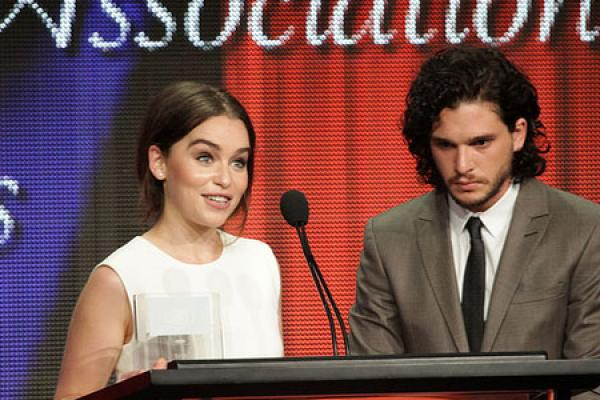 Thrones, Candelabra and Big Bang Win at TCA Awards