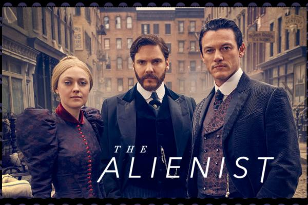 The Alienist Returns to Bookstores