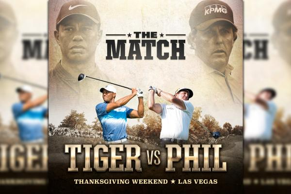 Turkey, Tiger & Phil