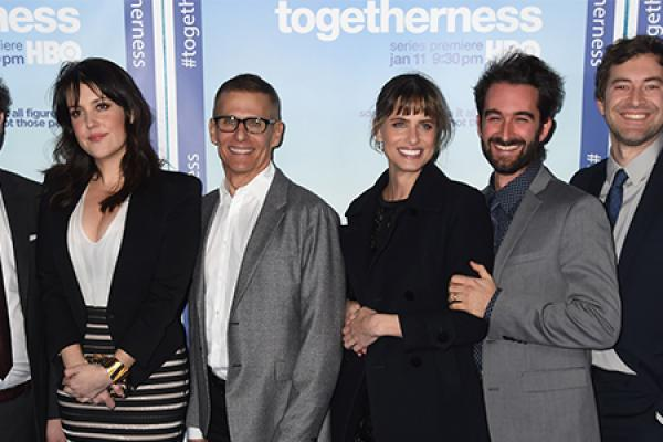 The Cast of Togetherness Gets Close