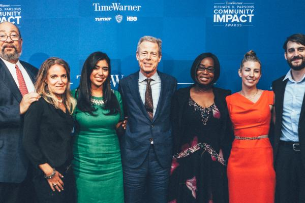 Parsons Awards Honor Colleagues Who Give Back