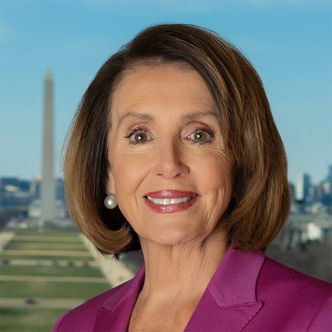Town Hall with Nancy Pelosi